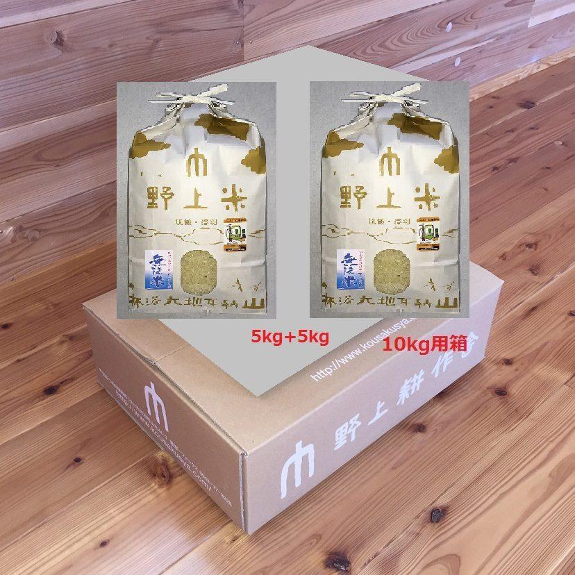 九州産お米無洗米10キロ